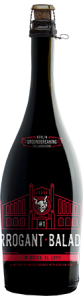 "Arrogant Consortia / Baladin ""In Bocca Al Lupo"" bottle"