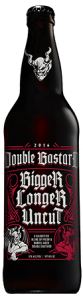 Double Bastard Bigger Longer Uncut bottle